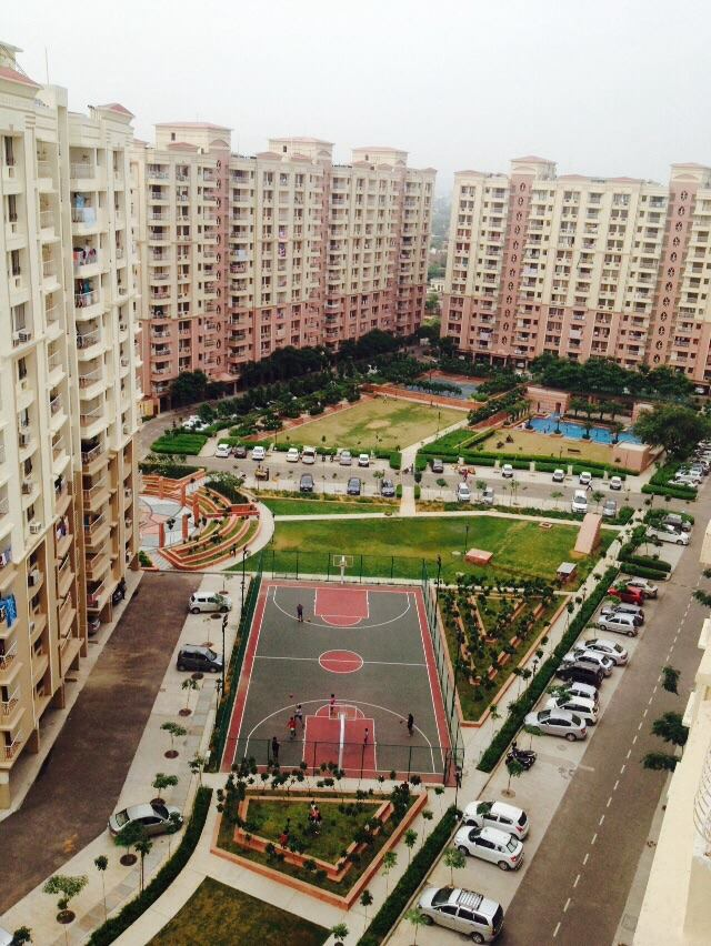 2 bhk flat for rent in rangoli garden jaipur