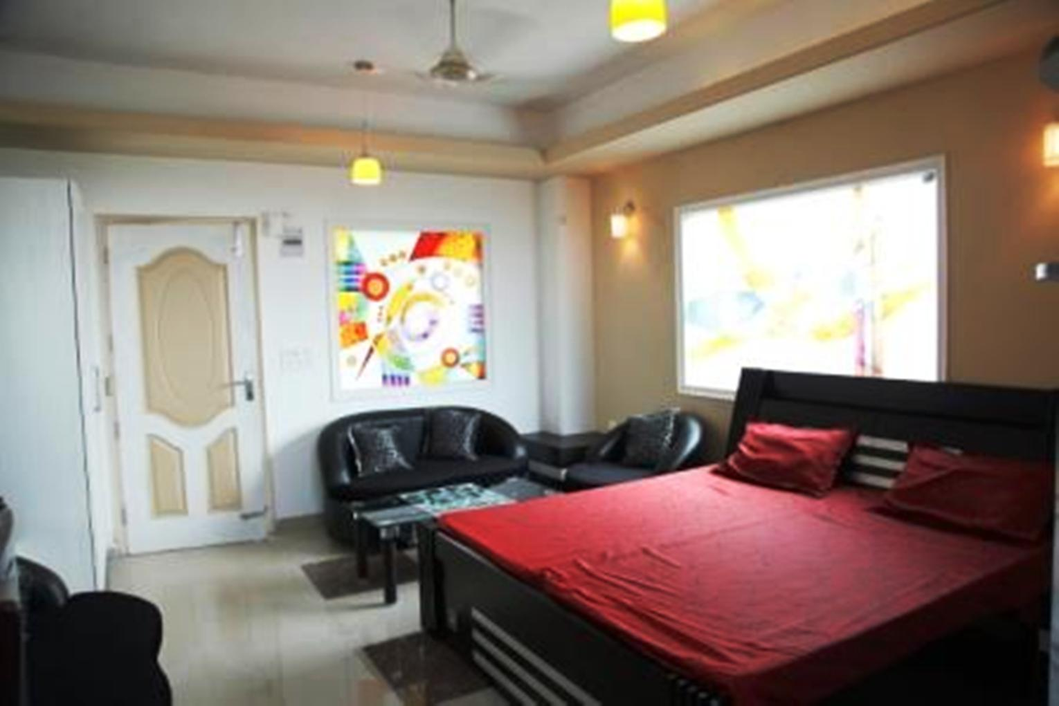 new build 3 room set for rent in jwalapur