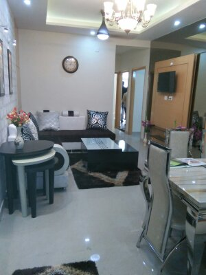 fully furnished flat for rent in patanjali haridwar