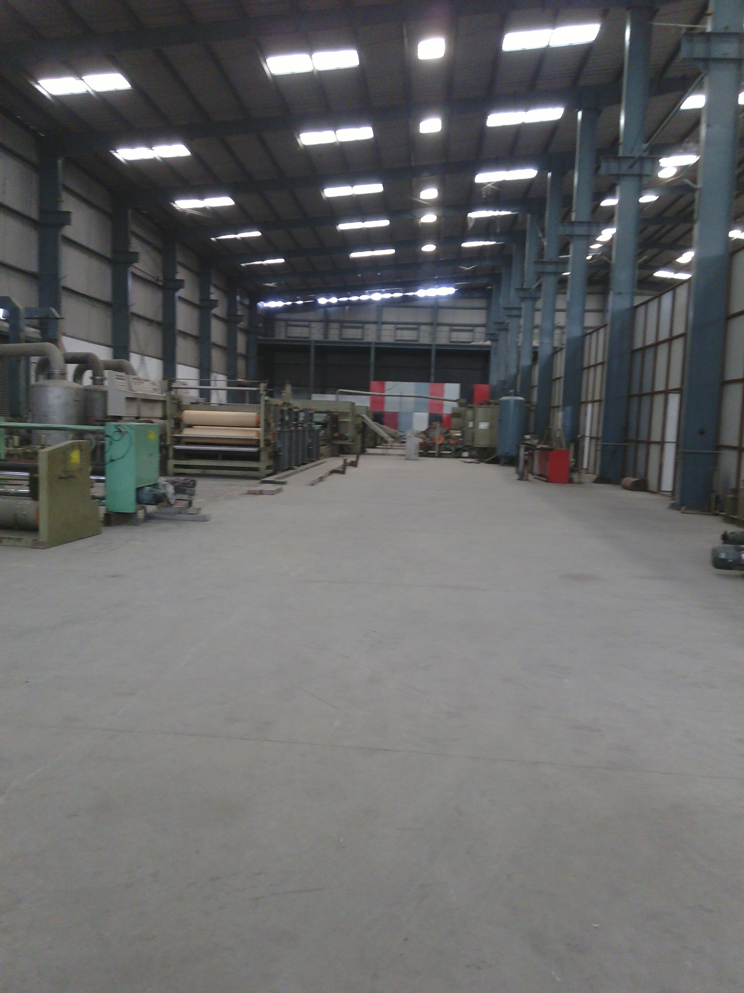 factory for rent in haridwar 7O6O738171
